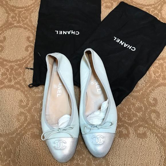 CHANEL Shoes | Chanel Ballerina Flats